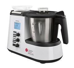 Bild zu Silvercrest Monsieur Cuisine Édition Plus SKMK 1200 Küchenmaschine ab 199€ (statt 229€)