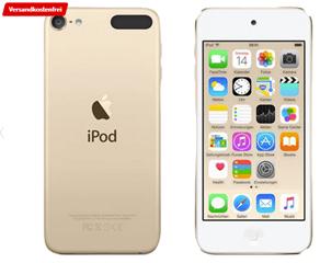 Bild zu APPLE MKHT2FD/A iPod touch (32 GB, Gold oder Pink) für 129€ (VG: 217,85€)