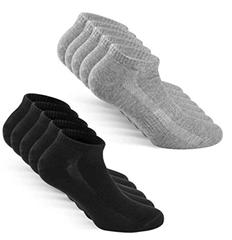 Bild zu TUUHAW Sneaker Socken für Damen und Herren im 10er Pack für 7,19€