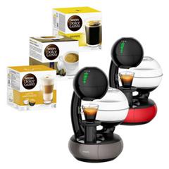 Bild zu Krups Esperta Dolce Gusto Kapselmaschine inkl. 3 Kapselpackungen für je 80,91€ (Vergleich: 99,99€)