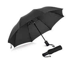 Bild zu LEBEXY Automatik Regenschirm (sturmfest) für 5,98€ inklusive Prime Versand