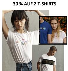 Bild zu Levi´s: 30% Rabatt auf T-Shirts (ab zwei Stück)