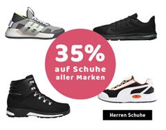 Bild zu MySportswear: 35% Rabatt auf Schuhe aller Marken + kostenloser Versand und Rückversand