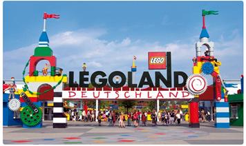 Bild zu Legoland Deutschland: Kinderticket für 19,92€, Erwachsene = 22,32€ (anstatt 49,50€) für Groupon Frankreich Neukunden