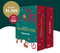 Bild zu Degusta Adventskalender für 35,99€