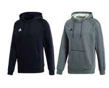 Bild zu adidas Core 18 Hoody/Kapuzensweatshirt Herren für 19,95€