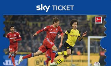 Bild zu Groupon: 4 Monate Sky Ticket Supersport für 59,99 € statt 119,96 € oder 6 Monate für 99,99 € statt 179,94 €