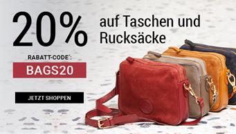 Bild zu Roland-Schuhe: 20% Rabatt auf ausgewählte Taschen und Rucksäcke