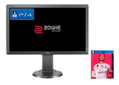 Bild zu BENQ ZOWIE RL2455TS (24 Zoll) Gaming Monitor (Full-HD, 1 ms Reaktionszeit, 76 Hz) + PS4 FIFA 20 für 173,99€ (Vergleich: 248,90€)