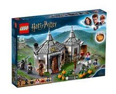Bild zu Lego Harry Potter Hagrids Hütte: Seidenschnabels Rettung (75947) für 44,99€ (Vergleich: 62,22€)