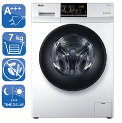 Bild zu Haier Waschmaschine HW70-14829 (7 kg, 1400 U/Min, EEK: A+++) für 259,90€ (Vergleich: 348,95€)