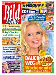 """Bild zu Jahresabo (52 Ausgaben) der Zeitschrift """"Bild Woche"""" für 77,48€ + 60€ Verrechnungsscheck für den Werber"""