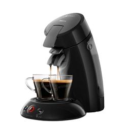 Bild zu PHILIPS SENSEO HD 6554/68 Kaffeepadmaschine für 43,99€ (Vergleich: 54,97€)