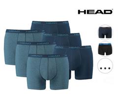 Bild zu 6er Pack HEAD Basic Boxershorts für 23,90€ (Vergleich: 29,99€)