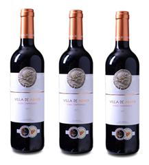 Bild zu Weinvorteil: 12 Flaschen Villa de Adnos – Bobal-Tempranillo – Utiel-Requena DOP für 39,88€