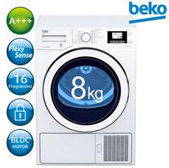 Bild zu BEKO DH8534GX0 Wärmepumpentrockner (8 kg, A+++) für 369,90€ (Vergleich: 472,36€)