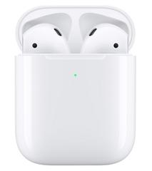 Bild zu [neuer Bestpreis] Apple AirPods 2. Generation mit kabellosem Ladecase für 149,90€ (Vergleich: 169,68€)