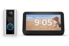 Bild zu Ring Door View Cam + Amazon Echo Show 5 für 198€ (Vergleich: 279,88€)
