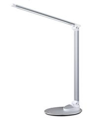 Bild zu Miroco LED Schreibtischlampe mit USB-Ladeanschluss (5 Farbtemperaturen, 5 Helligkeitsstufen) für 24,99€