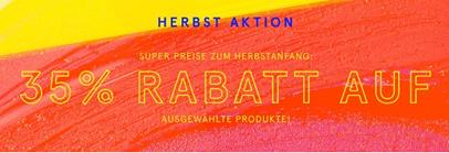 Bild zu BH Cosmetics: 35% Rabatt auf ausgewählte Produkte + kostenlose Lieferung ab 10€ Bestellwert