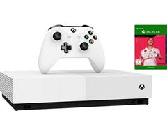 Bild zu MICROSOFT Xbox One S 1TB – All Digital Edition + FIFA 20 (Download) für 161,10€ dank 10% eBay App Gutschein