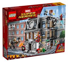 Bild zu LEGO Marvel Super Heroes – Sanctum Sanctorum – Der Showdown (76108) für 79,99€