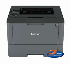Bild zu Brother HL-L5000D Laserdrucker (s/w A4, Drucker, bis zu 40 Seiten/Min., Duplex, Parallel, USB) für 88,75€ (Vergleich: 107,35€)