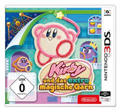 Bild zu Kirby und das extra magische Garn [Nintendo 3DS] für 11,99€ (Vergleich: 30€)