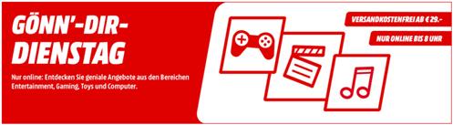 Bild zu MediaMarkt Gönn´ dir Dienstag, z.B. Carrera GO!!! Ferrari Race Spirit Rennbahn für 40€ (Vergleich: 60€)