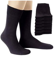 Bild zu [bis 14 Uhr] 12 Paar Falechay Herren Business Socken ab 7,69€