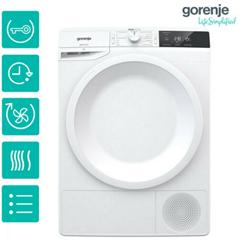 Bild zu Gorenje D4E8B Kondensationstrockner (8kg, LED Display, 16 Programme, EEK:B) für 230€ (Vergleich: 323,85€)