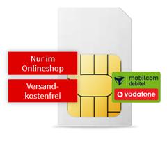 Bild zu [Super] Vodafone green LTE 6GB Tarif (6GB LTE + Sprachflat) inkl. 300€ MediaMarkt Gutschein für 14,99€/Monat – rechnerisch 4,32€/Monat