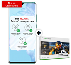 Bild zu Huawei P30 Pro mit Xbox One S 1TB Anthem Bundle für 1€ im Telekom Netz mit 6GB LTE, SMS und Sprachflat für 29,95€/Monat