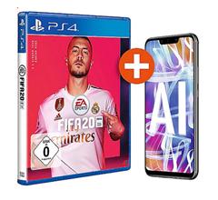 Bild zu HUAWEI Mate20 Lite Dual-SIM Black + FIFA 20 (PS 4) für 189€ (Vergleich: 251,96€)