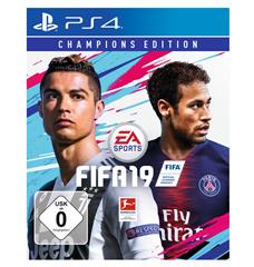 Bild zu FIFA 19 Champions Edition (PS4) für 19,99€ (Vergleich: 49,99€)