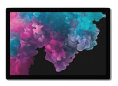 Bild zu Microsoft Surface Pro 6 platingrau (12,3″, WiFi, i5, 8GB, 256GB, Windows 10 Home) für 802,99€ (Vergleich: 1.029€)