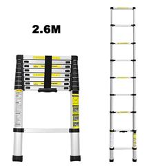 Bild zu Alu Teleskopleiter in verschiedenen Größen ab 38,49€