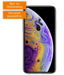 Bild zu Telekom Magenta Mobil M (12GB LTE Datenflat, SMS und Sprachflat) mit iPhone XS für einmalig 79€ für im Schnitt 39,95€/Monat