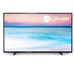 Bild zu PHILIPS 50 Zoll Fernseher 50PUS6504/12 (4K UHD LED Smart TV WLAN) für 358€