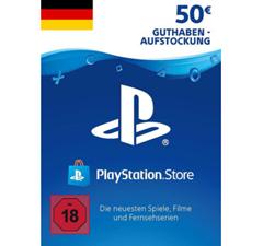Bild zu 50€ Sony PSN PlayStation Network Guthaben für 42,02€