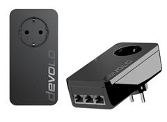Bild zu devolo dLAN pro 1200+ triple Starter Kit für 114,99€ (Vergleich: 159,90€)