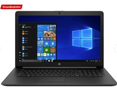 Bild zu HP 17-by0327ng, Notebook mit 17.3 Zoll Display, Pentium® Prozessor, 4 GB RAM, 128 GB SSD, Intel® HD-Grafik 610, Schwarz für 259,20€