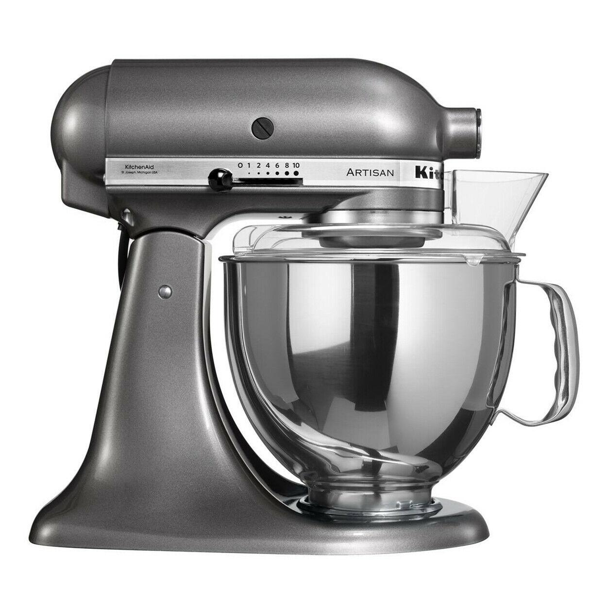 Bild zu Küchenmaschine KitchenAid Artisan 5KSM150PSEPM für 299,70€ (Vergleich: 395€)