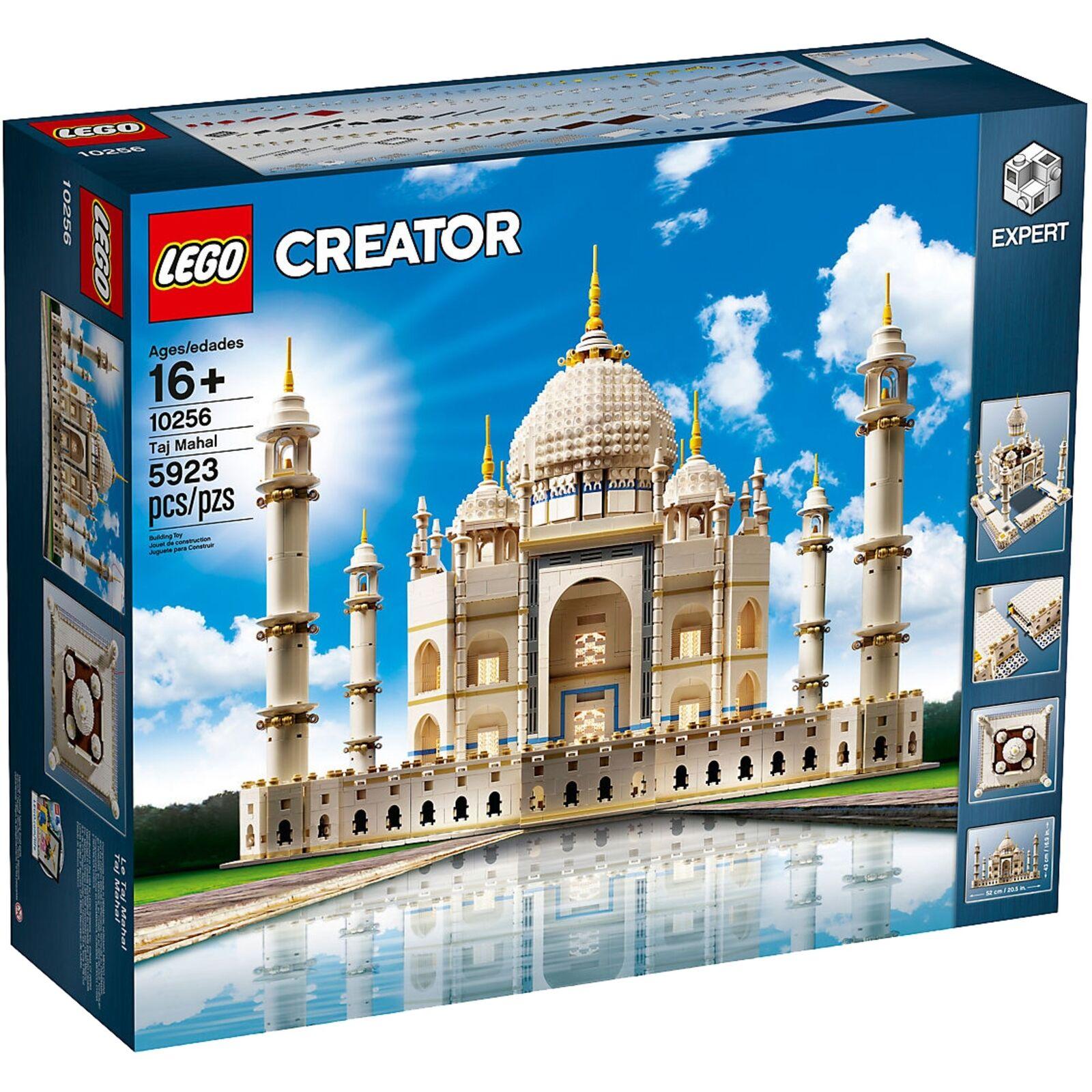 Bild zu Lego Creator Taj Mahal (10256) für 264,49€ (Vergleich: 314,08€)