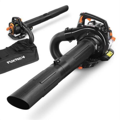 Bild zu FUXTEC FX-LBS126P 3in1 Profi Benzin Laubsauger Laubbläser Laubhäcksler für 119,95€ (Vergleich: 169€)