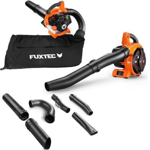 Bild zu FUXTEC FX-LBS126P 3in1 Profi Benzin Laubsauger Laubbläser Laubhäcksler für 98,10€ (Vergleich: 116,10€)