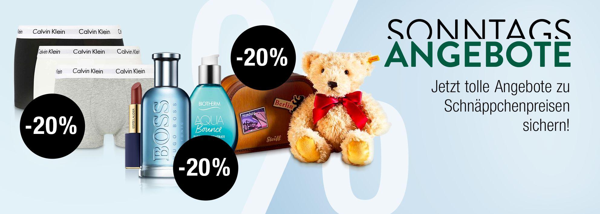 Bild zu Galeria Kaufhof Sonntags-Angebote, so z.B. 13% Rabatt auf Playmobil