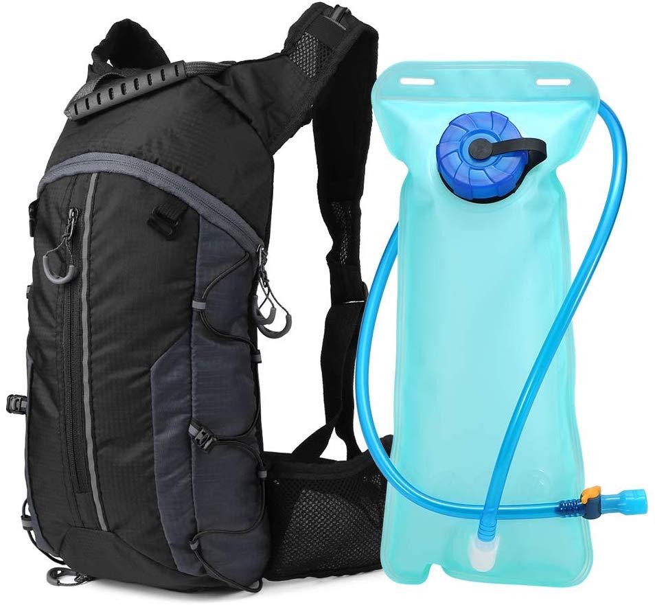 Bild zu Lixada Fahrradrucksack mit 2 Liter Wasserblase für 14,99€