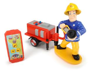 Bild zu Dickie Toys Sam mit Wasserspritzfunktion für 19,99€ (Vergleich: 23€)