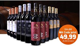 Bild zu Weinvorteil: exklusives Spanienpaket mit 12 preisgekrönten Weinen für 49,99€